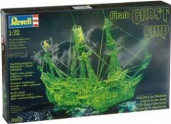 Macheta Revell Ghost Ship With Night Colour Machete
