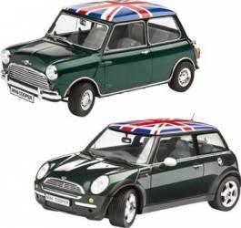 Macheta Revell Gift Set Mini Cooper Set Machete