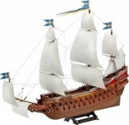 Macheta Revell Gift Set Royal Swedish Warship Vasa Machete