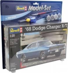 Macheta Revell Model Set 1968 Dodge Charger 2 in 1 Machete