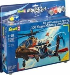 Macheta Revell Model Set AH-64D Apache 100-Mil Machete