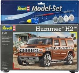 Macheta Revell Model Set Hummer H2 Machete