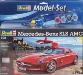 Macheta Revell Model Set Mercedes SLS AMG Machete