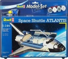 Macheta Revell Model Set Space Shuttle Atlantis Machete