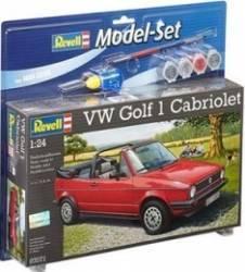 Macheta Revell Model Set VW Golf 1 Cabrio Machete