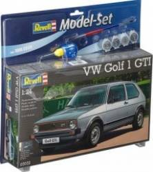 Macheta Revell Model Set VW Golf 1 GTI Machete