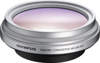 Macro Convertor Olympus MCON-P01 pentru M. 14-42 M. 14-150 M. 40 Accesorii Obiective