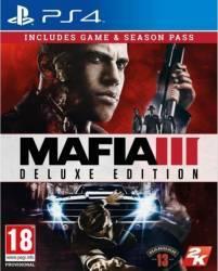Mafia 3 Deluxe Edition - PS4 Jocuri