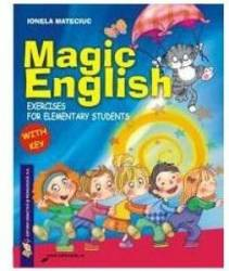 Magic english - Ionela Mateciuc Carti