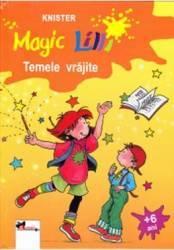 Magic Lilli - Temele vrajite 6 ani - Knister
