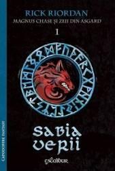Magnus Chase si zeii din Asgard. Vol.1 Sabia Verii - Rick Riordan Carti