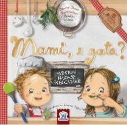 Mami e gata - Ioana Chicet Macoveiciuc Carti