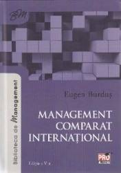 Management comparat international - Eugen Burdus