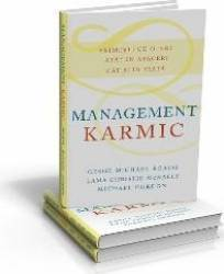 Management Karmic - Geshe Michael Roach Lama Chrisie Mcnally Michael Gordon