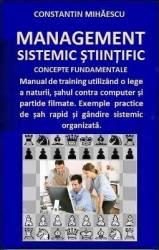 Management sistemic stiintific - Constantin Mihaescu
