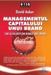 Managementul capitalului unui brand - David Aaker