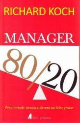 Manager 8020 - Richard Koch