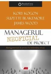 Managerul neoficial de proiect - Kory Kogon Suzette Blakemore
