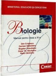 Manual biologie clasa 11 - Dan Cristescu Carmen Salavastru Bogdan Voiculescu