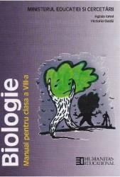Manual biologie clasa 8 - Aglaia Ionel Victoria Oaida