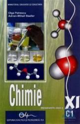 Manual Chimie Clasa 11 C1  Olga Petrescu Adrian-mihail Stadler