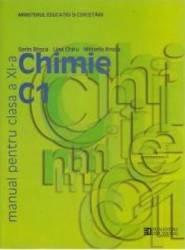 Manual chimie clasa 11 C2 - Sorin Rosca Lina Chiru Mihaela Rosca
