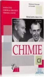 Manual chimie clasa 11 C3 - Sanda Fatu Cornelia Grecescu Veronica David