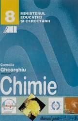 Manual chimie Clasa 8 - Cornelia Gheorghiu