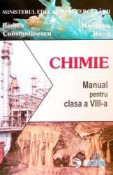 Manual Chimie Clasa 8  Rodica Constantinescu Marilena Rapa
