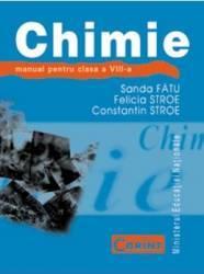 Manual chimie Clasa 8 - Sanda Fatu Felicia Stroe Constantin Stroe