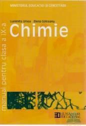 Manual chimie clasa 9 - Luminita Ursea Elena Goiceanu
