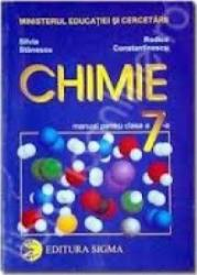 Manual de chimie pentru clasa a VII a - Silvia Stanescu