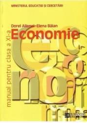 Manual economie Clasa 11 - Dorel Ailenei Elena Balan