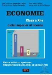 Manual economie Clasa 11 - Gheorghe Cretoiu Ioan Cavachi Stelian Iordache