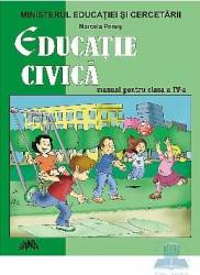 Manual educatie civica clasa 4 - Marcela Penes