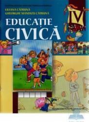 Manual educatie Civica Clasa 4 2011 - Liliana Catruna Gheorghe Mandizu Catruna