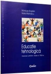 Manual Educatie Tehnologica Clasa 8 - Brandusa Bog