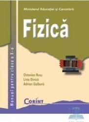 Manual fizica clasa 10 - Octavian Rusu Livia Dinica Adrian Galbura