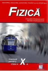 Manual fizica clasa 10 F1 - Nicolae Gherbanovschi