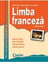 Manual franceza clasa 10 L2 - Doina Groza Gina Belabed Claudia Dobre Diana Ionescu