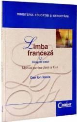 Manual Franceza Clasa 11 L1  Coup De Coeur  Dan Ion Nasta