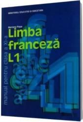 Manual franceza clasa 11 L1 - Mariana Popa