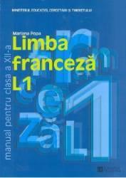 Manual franceza clasa 12 L1 2008 - Mariana Popa