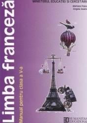 Manual franceza clasa 5 - Mariana Popa Angela Soare