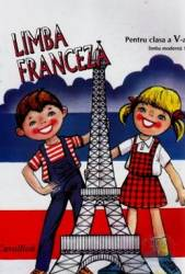 Manual franceza clasa 5 L1 - Mariana Popa Angela Soare