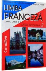 Manual franceza Clasa 6 L2 - Mariana Popa Micaela Slavescu Angela Soare