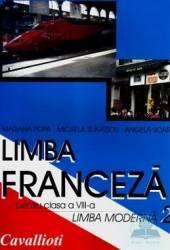 Manual franceza Clasa 8 L2 - Mariana Popa Micaela Slavescu Angela Soare