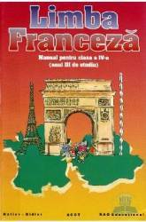 Manual franceza clasa a 4-a. Anul III de studiu -Zvetlana Apostoiu Maria Popa Angela Soare Carti