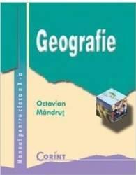 Manual geografie clasa 10 - Octavian Mandrut