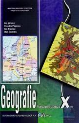 Manual geografie clasa 10 2011 - Ion Velcea